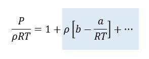 VderW Equation