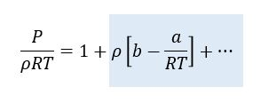 VderW Equation